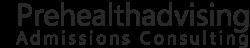 Prehealthadvising Admissions Consulting
